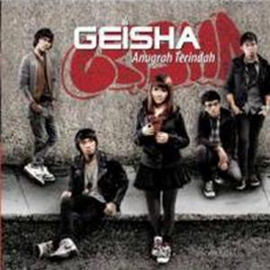 Logo Geisha- Anugrah Terindah